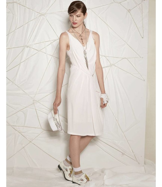 Elisa Cavaletti Kleid rosa