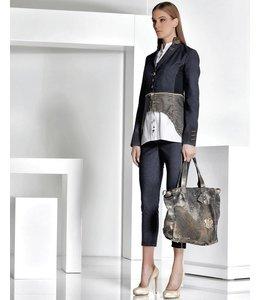 Elisa Cavaletti 7/8 trouser dark blue