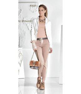 Elisa Cavaletti Jeans dusky pink