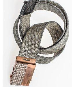 Elisa Cavaletti Belt black-gold