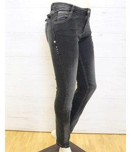 Elisa Cavaletti Faded black Jeans
