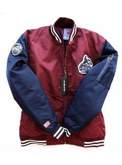 Redwine bomber jacket
