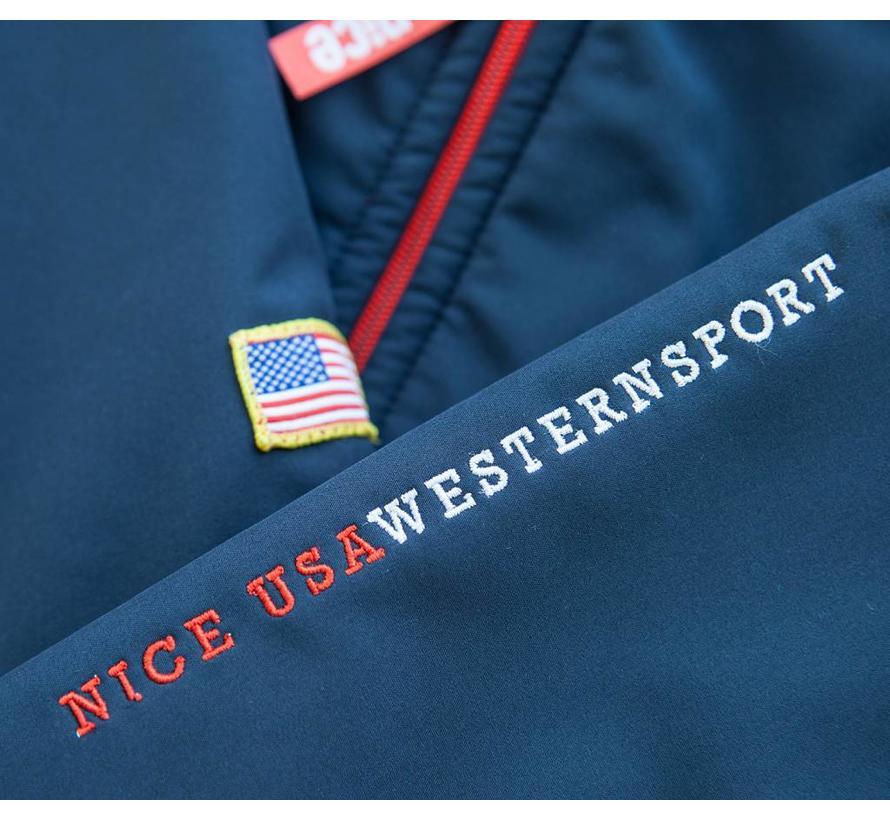 Stormlock USA WesternSport darkblue