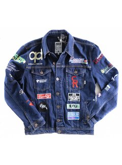 NRHA Italian Derby denim jacket