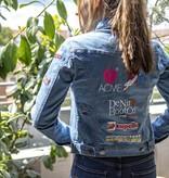 NRHA Italian Derby Jeansjacket Women