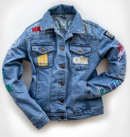 NRHA EURO Derby 2018 Jeansjacket Women