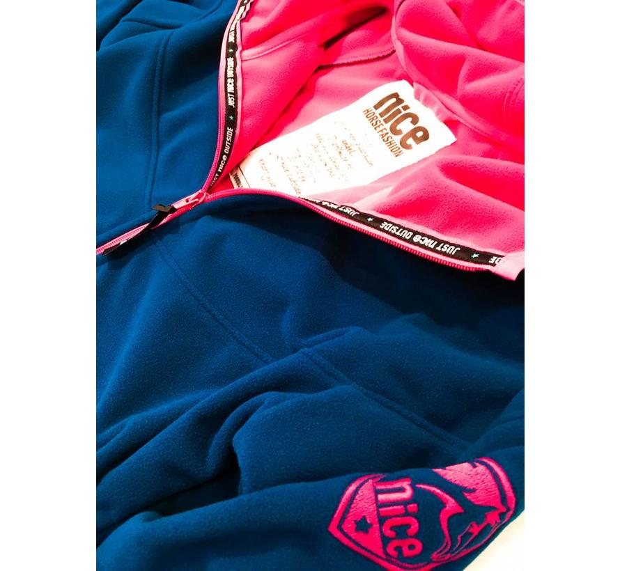 NoWind PRO BLUE-PINK Jacket 2019