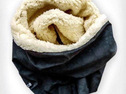 NICETIE Sherpa Black