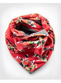 NICETIE Red Flower