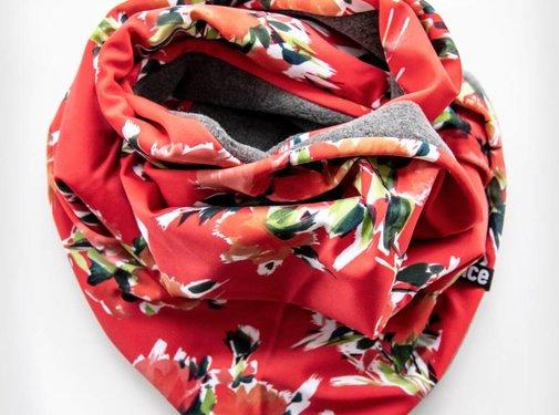 NICETIE Red Flower