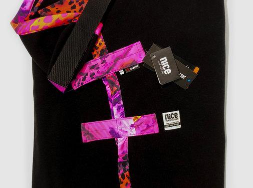 PowerCooler Black - Pink Leo