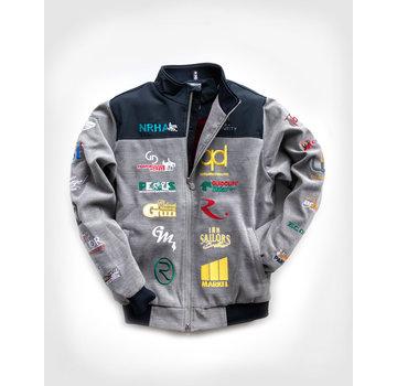 NRHA Euro Futurity 19 Jacket Midnight