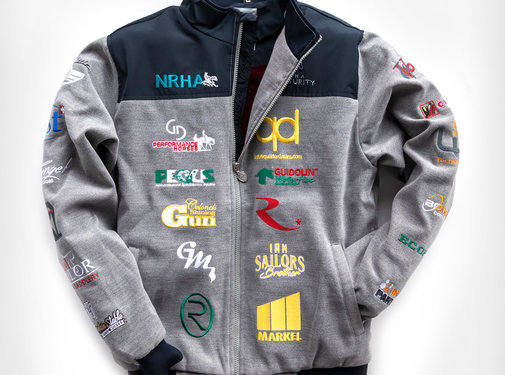 NRHA Euro Futurity 19 Jacket Midnight
