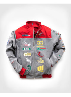 NRHA Euro Futurity 19 Jacket True Red