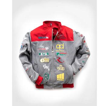 NRHA Euro Futurity 19 Jacket True Red