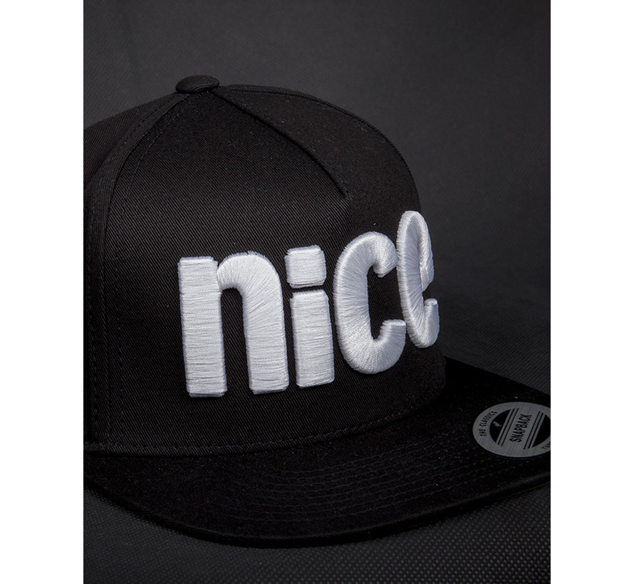 NICE 3D Snapback