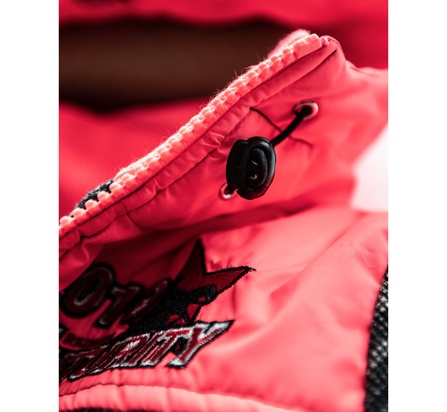 IRHA Futurity 19 Jacket Women Neon-Pink