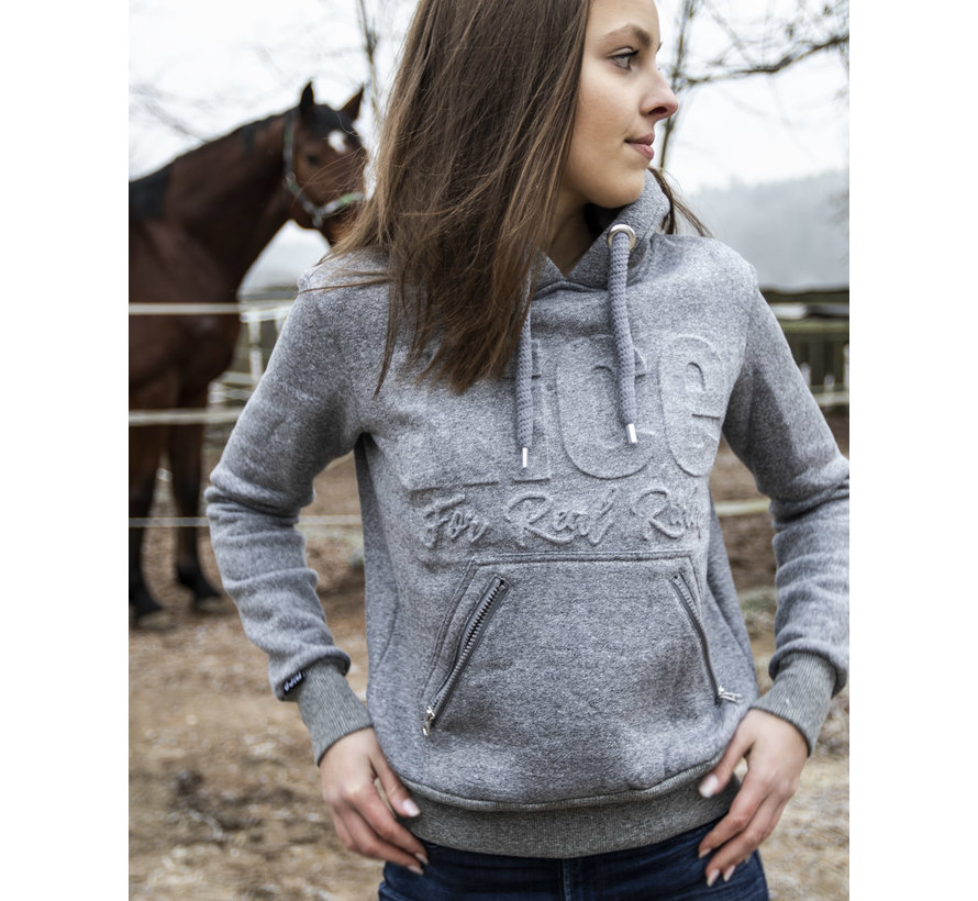 Emboss Supersport Hoodie Women