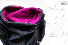 NICETIE - A new interpretation of the cowgirls' and boys' triangular scarf