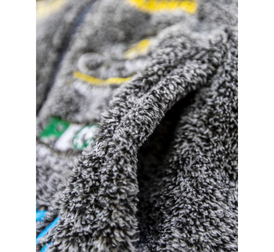 IRHA Derby / NRHA hooded jacket melange