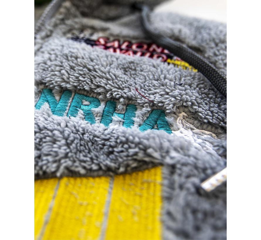 IRHA Derby / NRHA Kapuzenjacke Grey