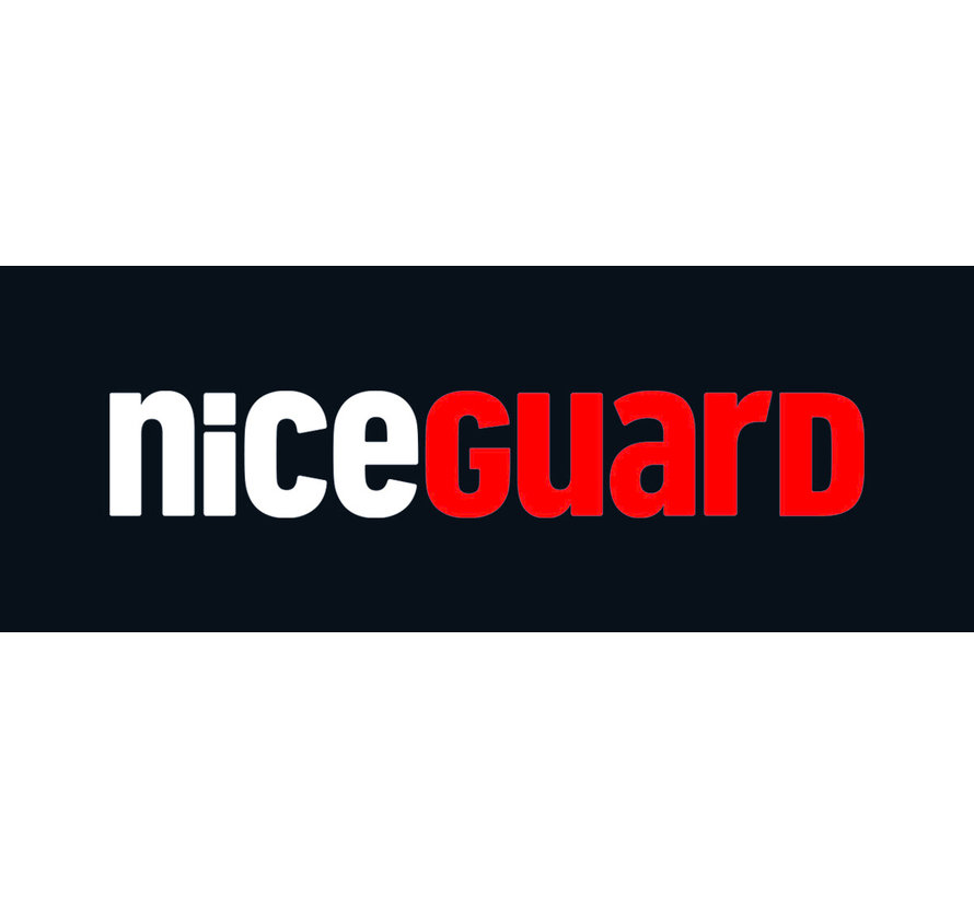 NICEGUARD II BE NICE All Black