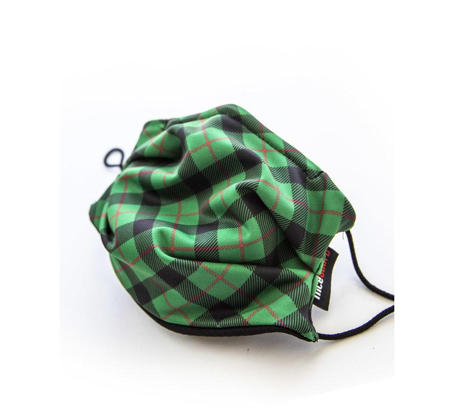 NICEGUARD II Green Tartan