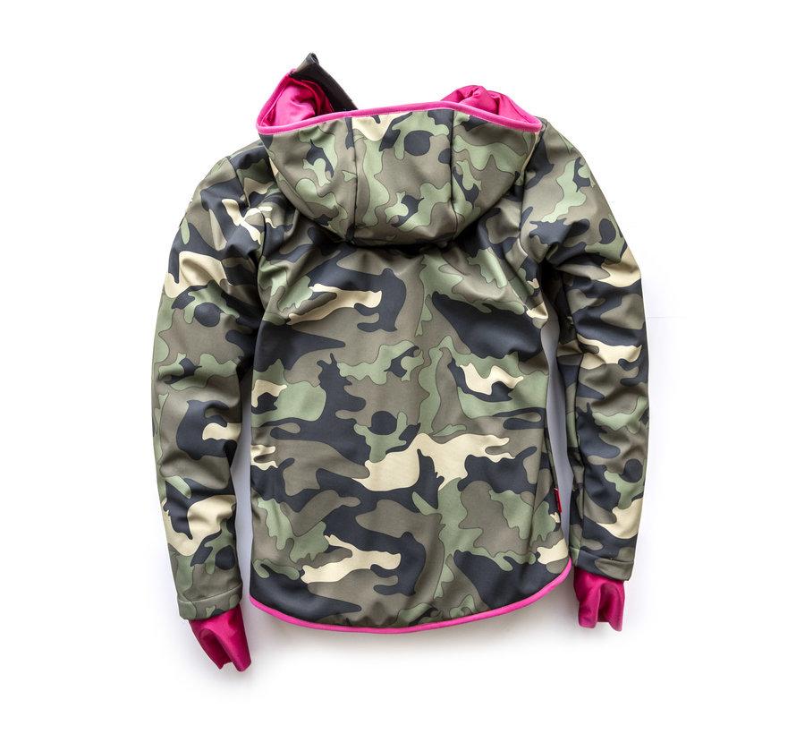 STORMLOCK Camo glitter pink
