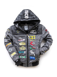 NRHA / IRHA Futurity 20 Jacket BLACK CAMO unisex