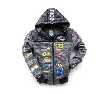 NRHA/IRHA Futurity 20 Jacket BLACK CAMO unisex