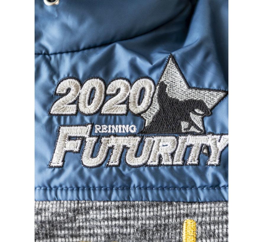 NRHA / IRHA Giacca Futurity 20 ROYALE Donna