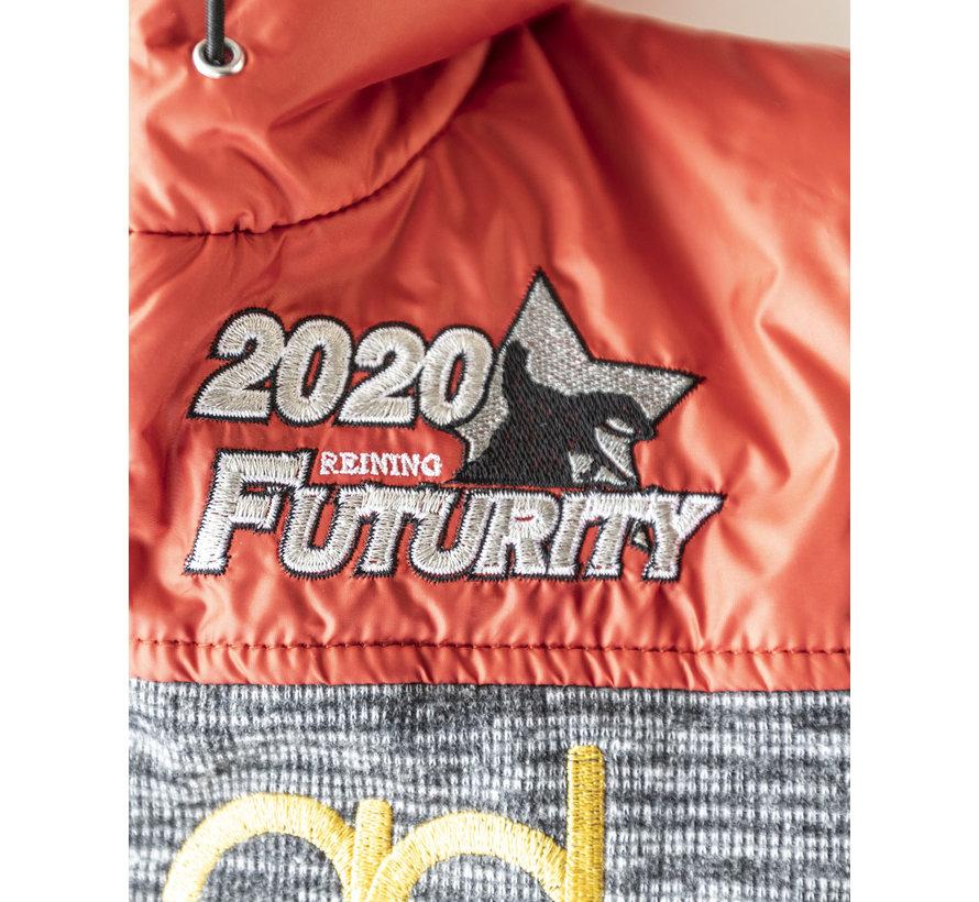 NRHA / IRHA Giacca Futurity 20 SUNSET Donna - Copy