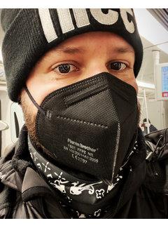 FFP2 Maske Black