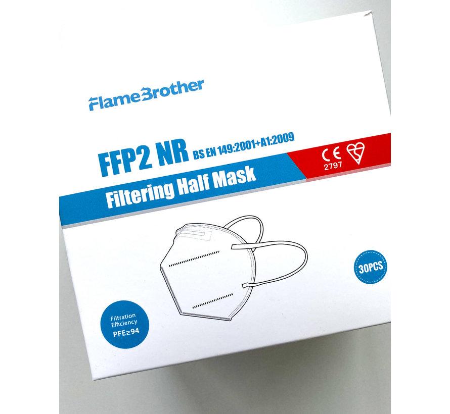 FFP2 mask in black