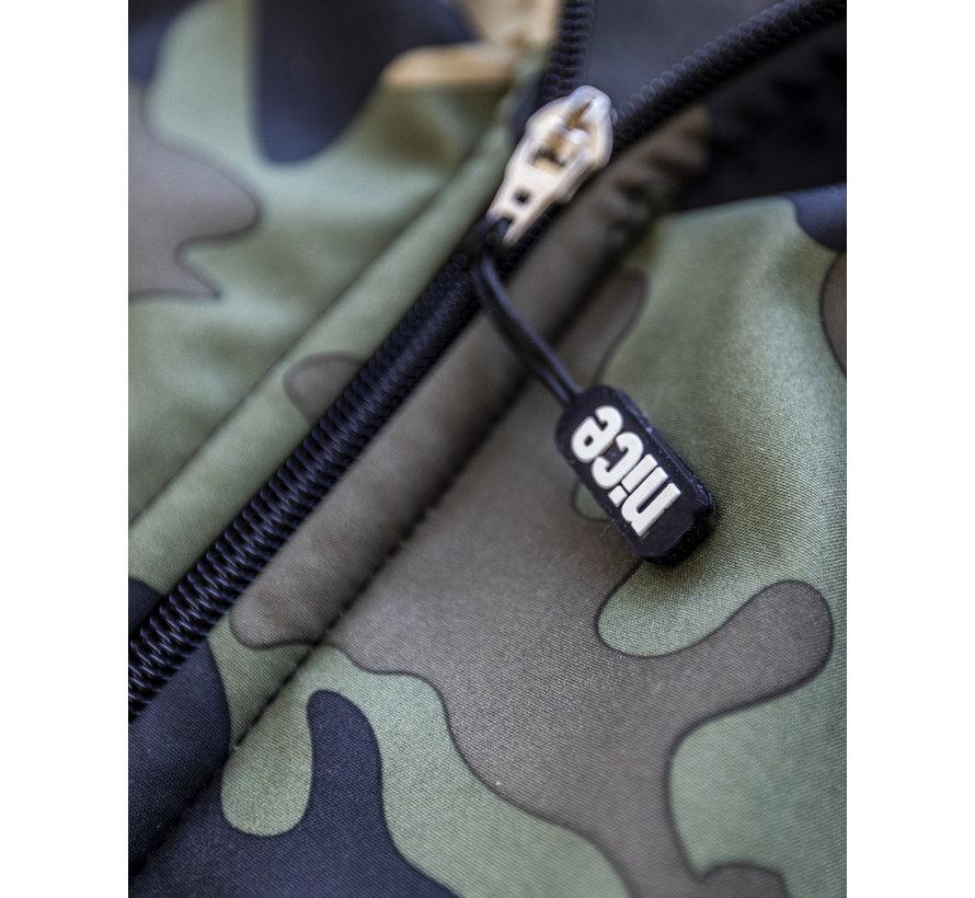 STORMLOCK Camo Black Vest