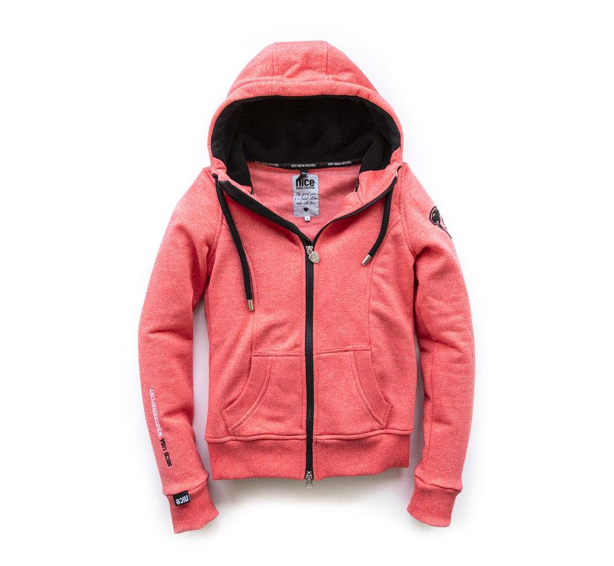 Orange-Sunset ZIP jacket
