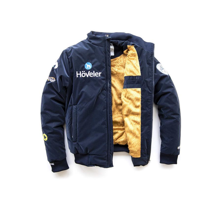 LQH bomber jacket