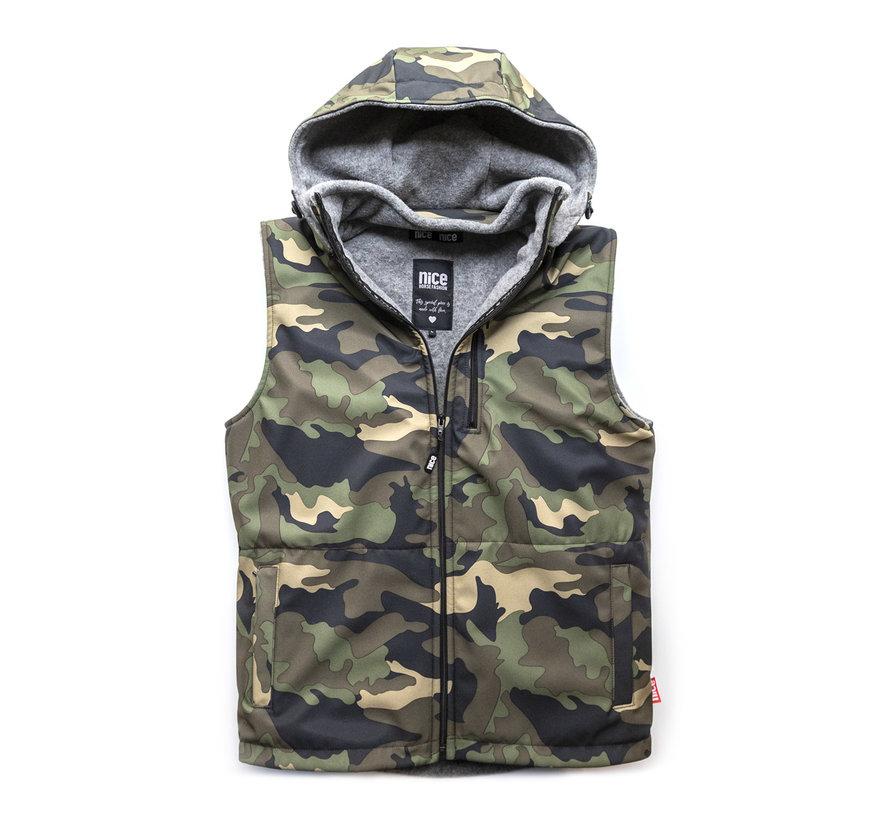 STORMLOCK Camo Vest Men
