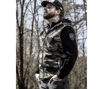 STORMLOCK Camo Vest Men