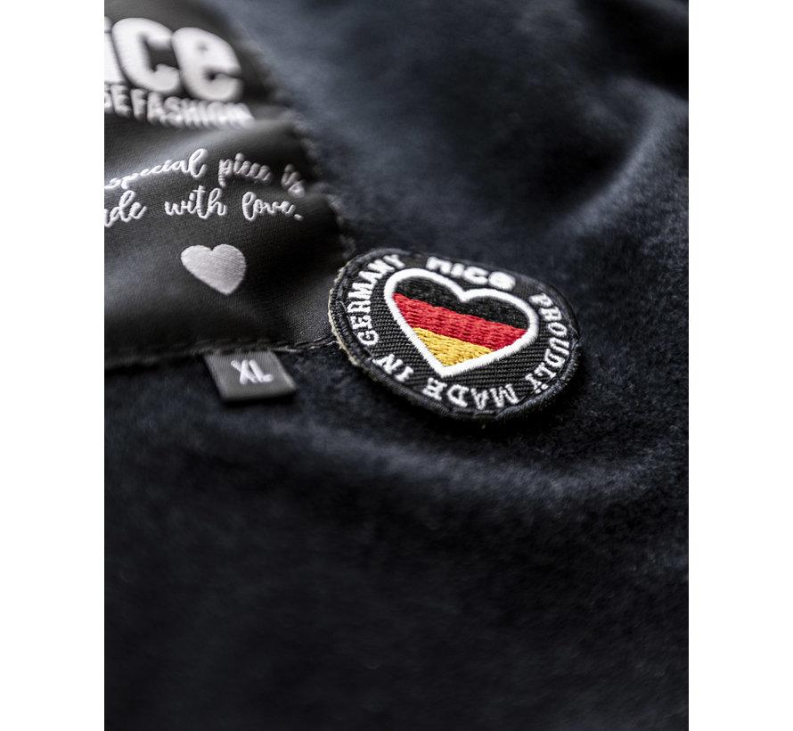SPORT TEC Kapuzenjacke Black