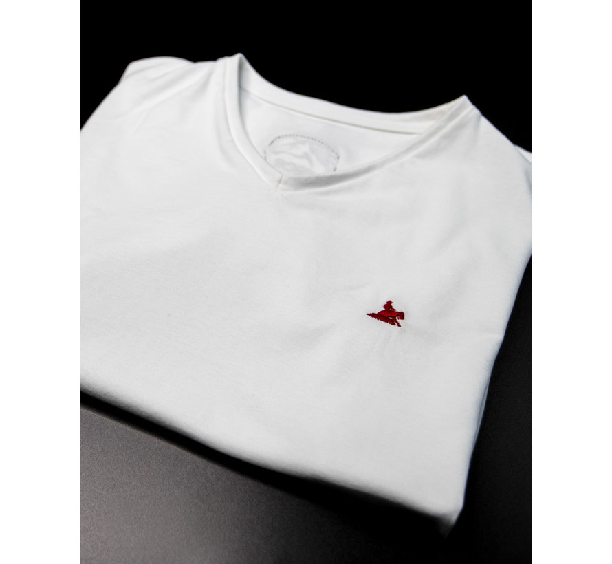 Cotton t-shirt Reining Horse unisex