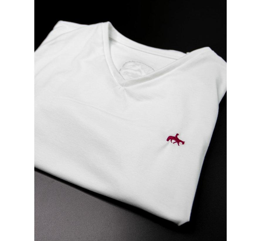 Cotton T-Shirt Pleasure Horse unisex