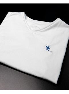 Cotton T-Shirt Trail Horse  unisex
