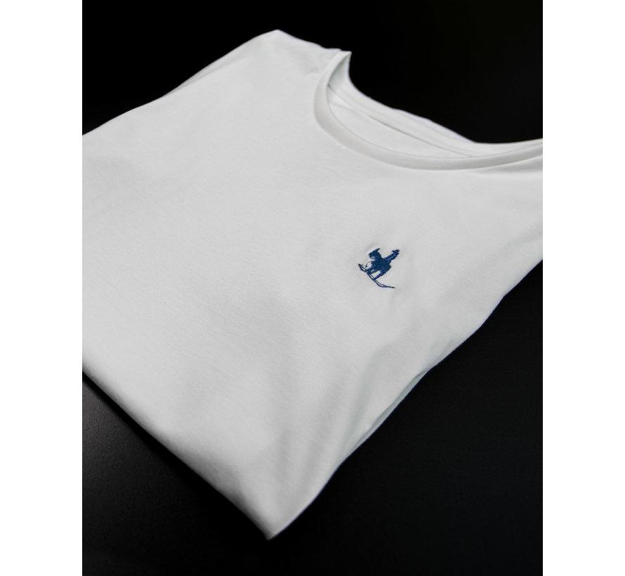 Cotton T-Shirt Trail Horse women