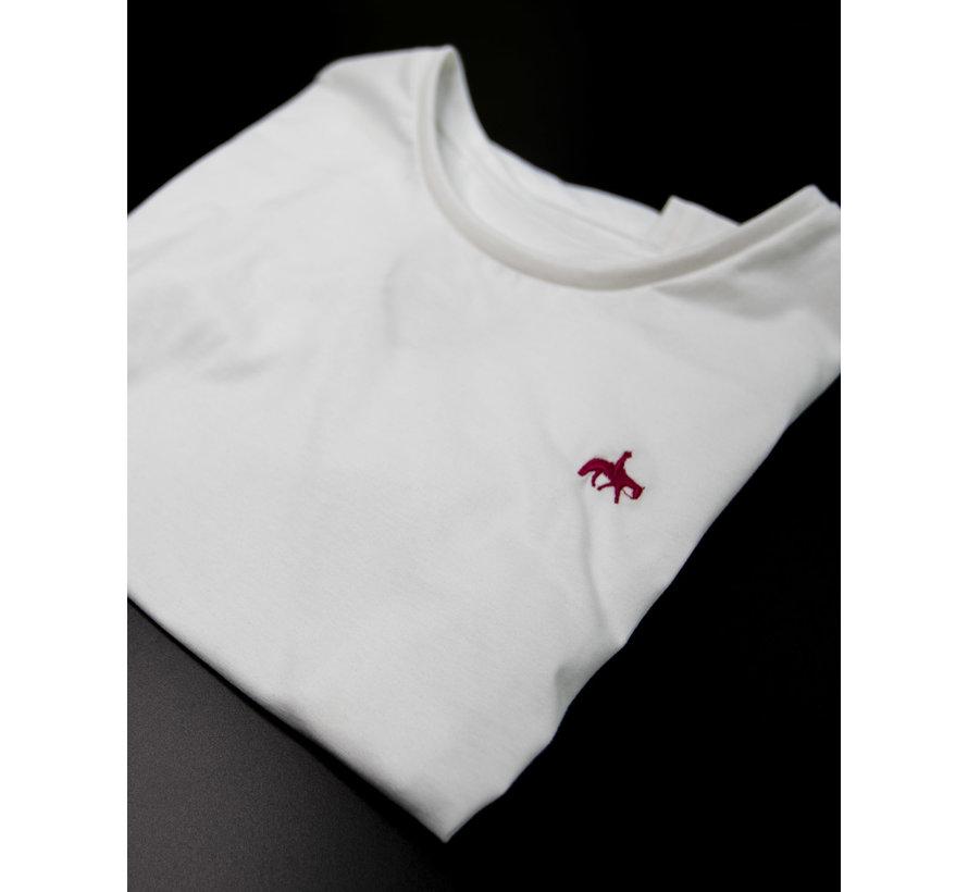 Cotton T-Shirt Pleasure Horse women