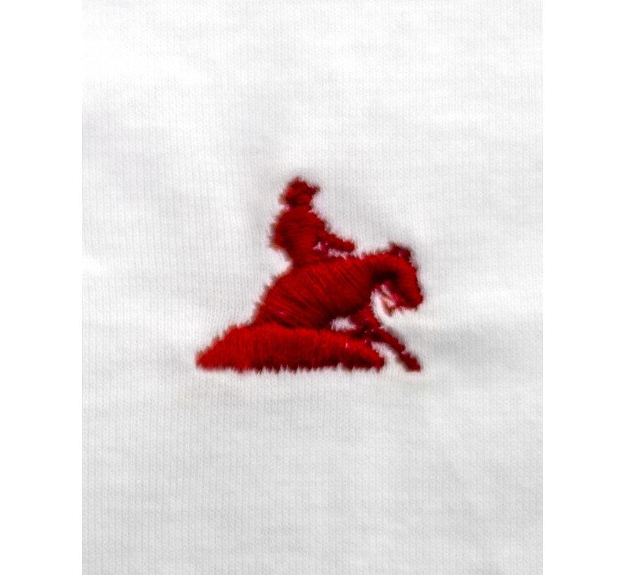 Cotton T-Shirt Reining Horse women