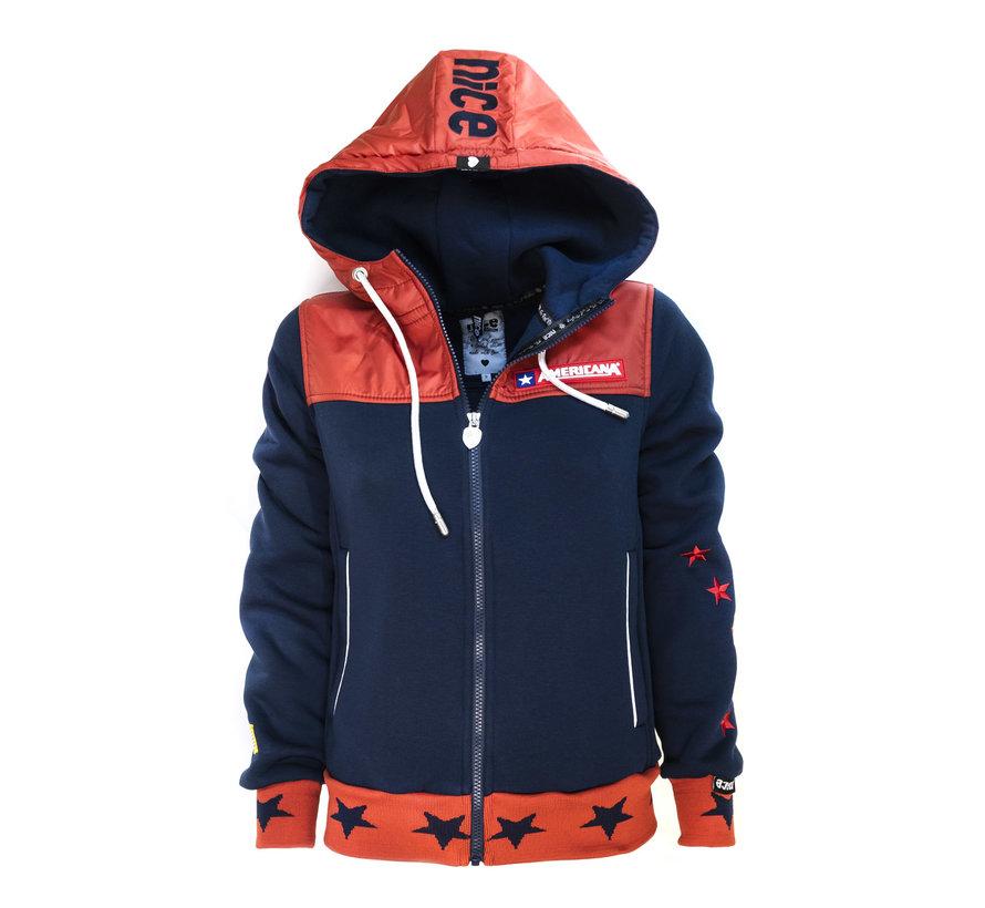 AMERICANA 21 ZIP fleece jacket Women