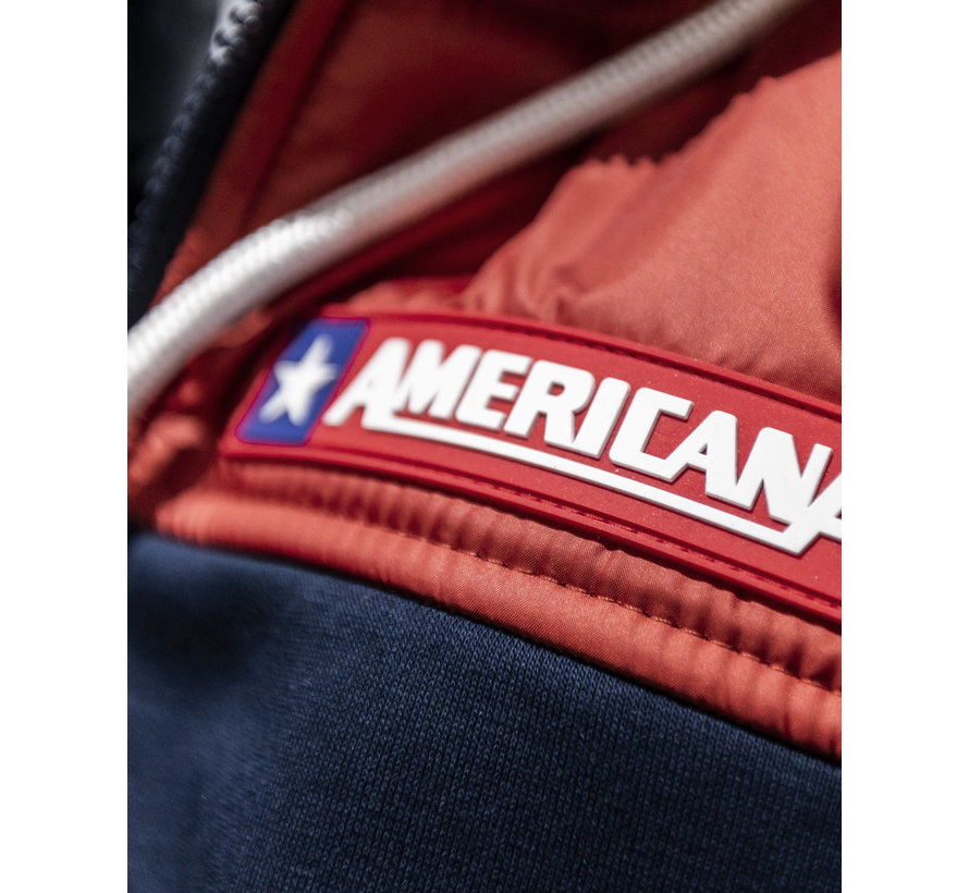 Giacca in pile AMERICANA 21 ZIP Donna