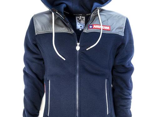 AMERICANA 21 ZIP fleece jacket unisex