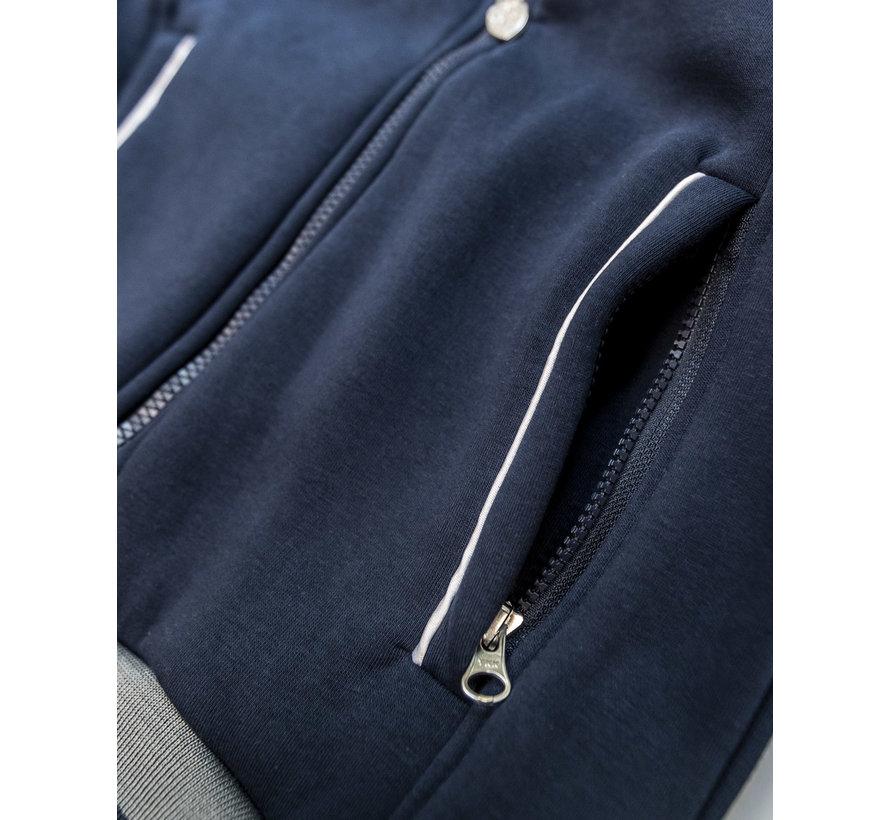 AMERICANA 21 ZIP giacca in pile unisex